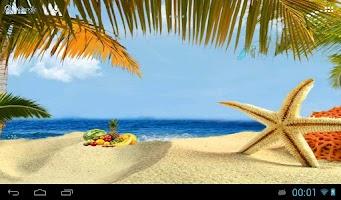 Screenshot of Sea 3D