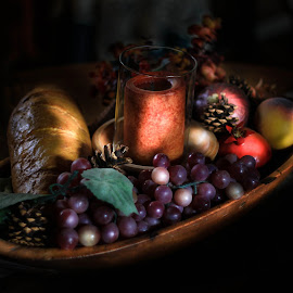 Table setting by Frank Sr. - Food & Drink Fruits & Vegetables