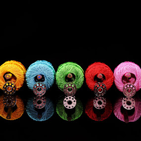 Wheels by Viryawan Vajra - Artistic Objects Other Objects ( artistic, object, colours )