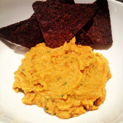 Sweet Potato and White Bean Dip