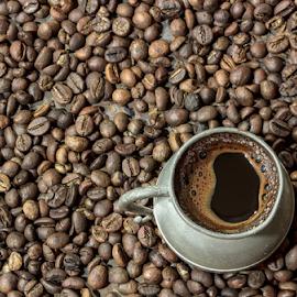 Coffee, Kaffee, Caffè, Café, Kaffe, قهوة by Mohamed Moustafa A.R. Hussien - Food & Drink Alcohol & Drinks
