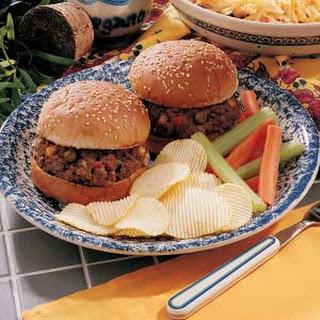 Hamburger Vegetable Soup Ketchup Recipes