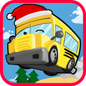 Alphabet Car - an Edutainment app for children to learn letters, words & spelling through fun play