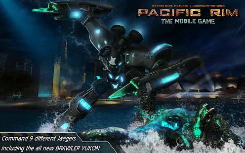 Pacific Rim Screenshot