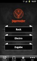 Screenshot of Jägermeister Radio