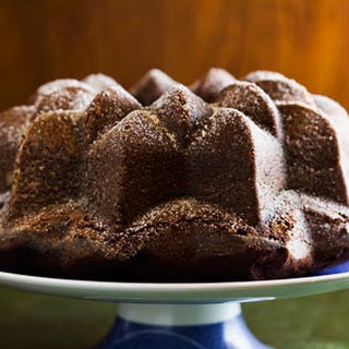 Chocolate Bourbon Cake