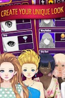Screenshot of Glam Fever