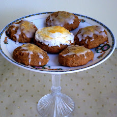 Iced Pumpkin Cookies from Allrecipes.com