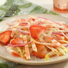 Apple, Berry & Endive Salad