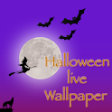 Halloween ao vivo wallpaper icon