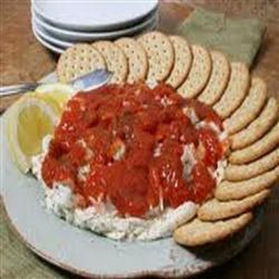 Shrimp Cream Cheese Spread
