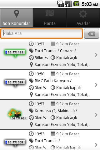 Maxis Alarm Araç Takip