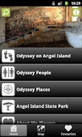 Screenshot of Angel Island Odyssey