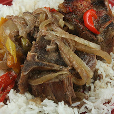 CrockPot Smoky Spiced Lamb Chops