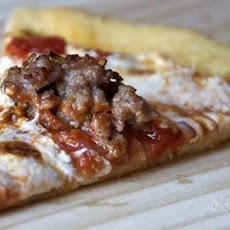Spicy Pizza Sausage