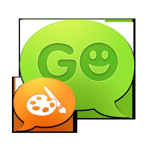 GO短信主题制作插件 個人化 App LOGO-硬是要APP