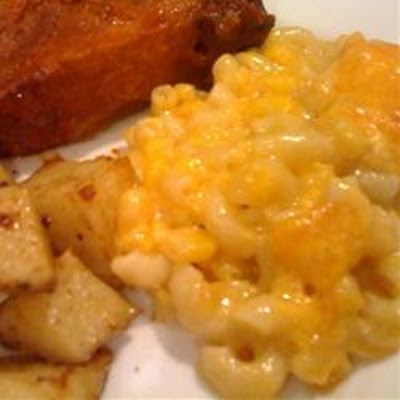 Lucy's Mac and Corn