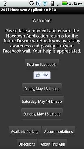 2011 Downtown Hoedown PRO