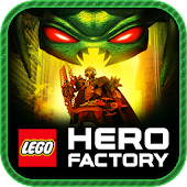 LEGO® HeroFactory Brain Attack APK for Bluestacks