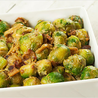 10 Best Creamed Brussel Sprouts Bacon Recipes | Yummly