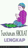 Screenshot of Tuntunan Sholat Lengkap