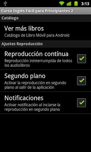 【免費書籍App】Audio Curso Inglés Fácil 2-APP點子