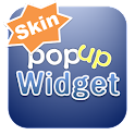 M-OS skin for Popup Widget