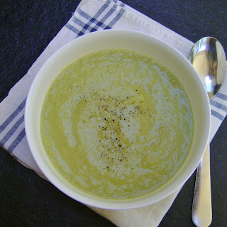 Creamy (without cream) Celery soup