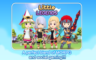 Screenshot of Little Legends