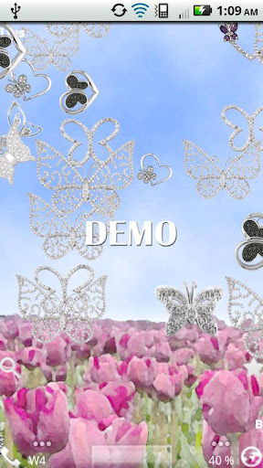 Diamond Butterflies DEMO