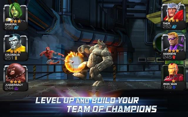 Marvel Contest of Champions - screenshot