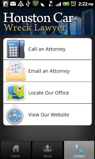 Houston Car Wreck Lawyer|玩書籍App免費|玩APPs