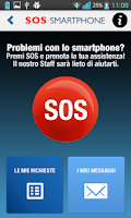 Screenshot of SOSmartphone