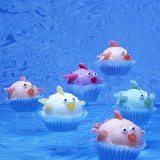 School of Sherbet Fish
