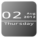 Mono Date Widget icon
