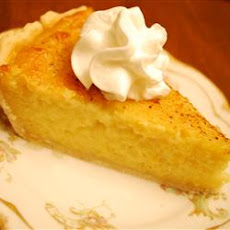 Sweet Potato Pie V