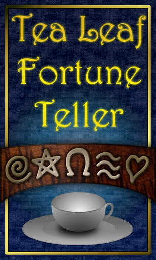 Tea Leaf Fortune Teller