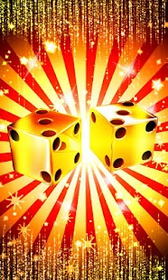 Gambling Dice theme 480x800 - screenshot