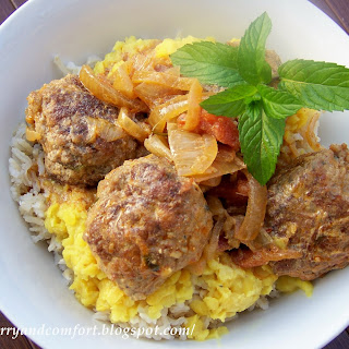 Chicken Kofta Curry (Indian Meatball Curry)