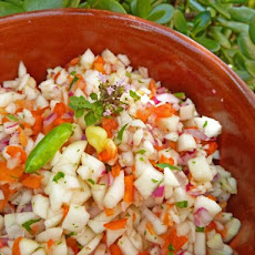 Green Apple Salsa Fresca