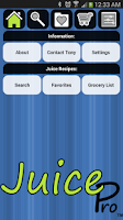 Screenshot of Juice Pro