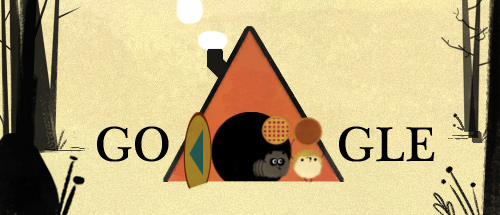 Google Doodle Thanksgiving 2013