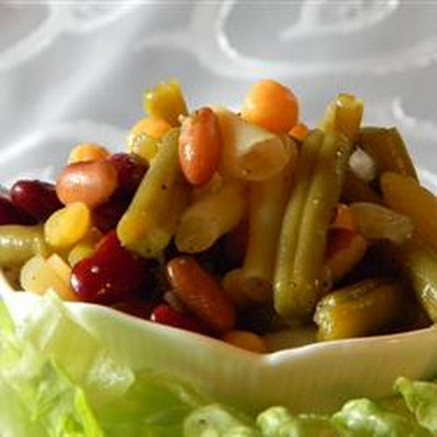 Marinated Five Bean Salad