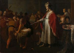 RIJKS: attributed to Jacob Adriaensz. Backer: painting 1651