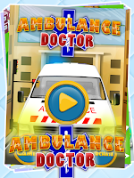 Screenshot of Ambulance Doctor - Casual Game