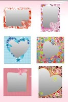Screenshot of Love Photo Frames