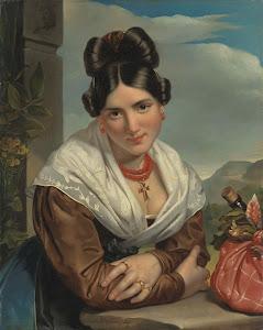 RIJKS: Jan Adam Kruseman: painting 1827