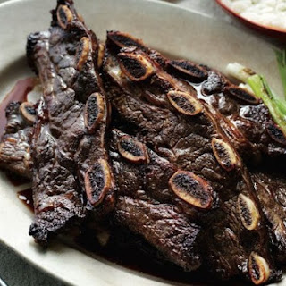 Max and Eli Sussman's Korean-Style Short Ribs