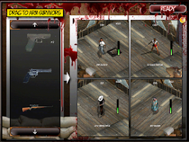 Screenshot of Zombie Defense Free