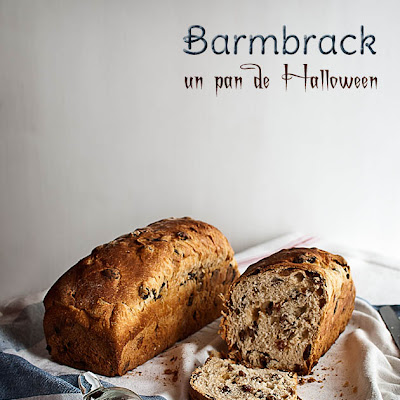Traditional Irish Barmbrack Bread